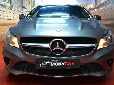 usado Mercedes CLA200 ClasseCDi Urban (136cv) (4p)