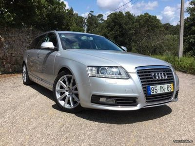 usado Audi A6 Avant 2.0TDI Sport