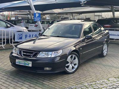 usado Saab 9-5 Sedan 2.2 Tids Vector Executive