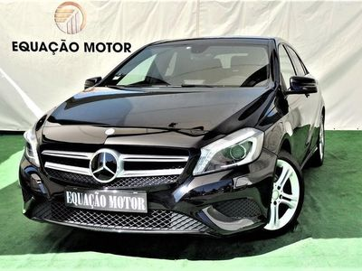 usado Mercedes A200 D Urban