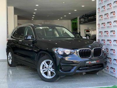 usado BMW X3 18 d sDrive xLine Auto