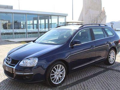 brugt VW Golf Variant 2.0 TDI Sportline Nacional