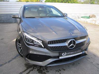 usado Mercedes CLA180 CDI SHOONTING BREAK AMG