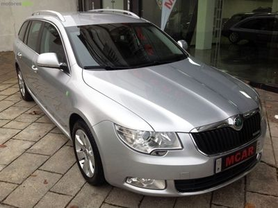 usado Skoda Superb B. 1.6 TDi Ambition Gre
