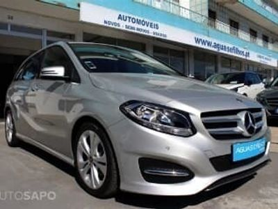 usado Mercedes B180 ClasseURBAN/ Pack Advantage - AUTOMATICO