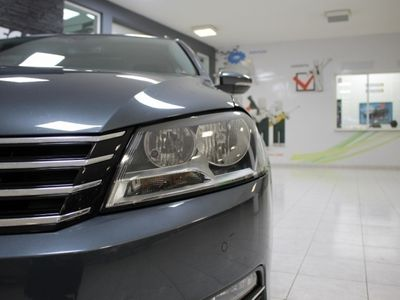 usado VW Passat variant 1.6 TDI Confortline 105cv
