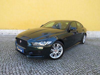 usado Jaguar XE 2.0 R-Sport Auto 180cv