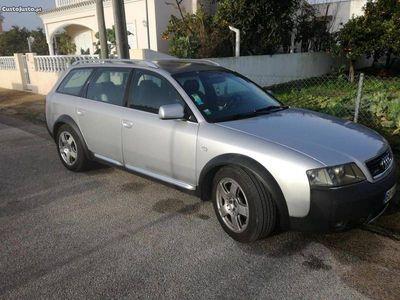 usado Audi A6 Allroad 2.5 tdi 180 cv -