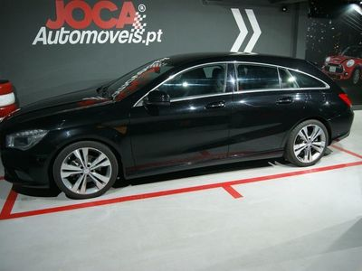 gebraucht Mercedes CLA200 Shooting Brake URBAN CX.AUTO GPS