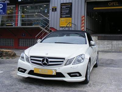 usado Mercedes E350 Classe ECDi Avantgarde BlueEf. (231cv) (2p)