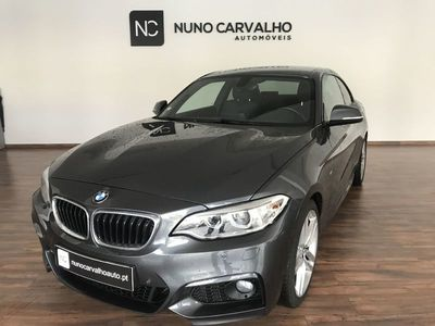 usado BMW 218 D COUPE PACK M