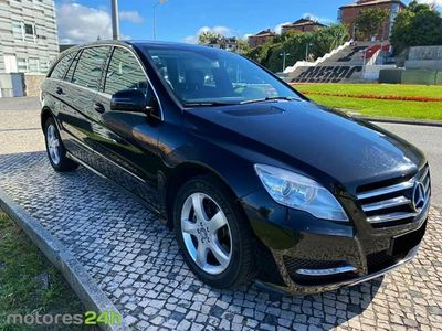 usado Mercedes R350 ClasseCDi 4-Matic Longo