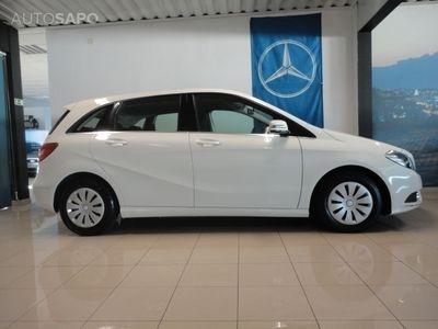 brugt Mercedes B180 ClasseCDi BlueEfficiency (109cv) (5p)