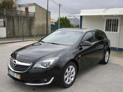 brugt Opel Insignia ST 1.6 CDTI Innovation, GPS