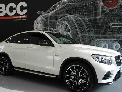 usado Mercedes GLC43 AMG AMG Coupe 4-Matic NAC.