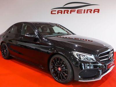 brugt Mercedes C200 AMG
