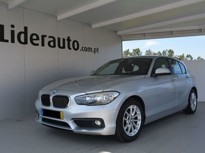 usado BMW 116 D EDynamics Advantage Navi