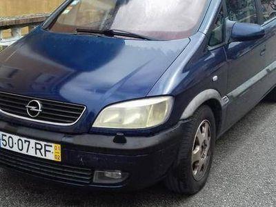 usado Opel Zafira Elegance