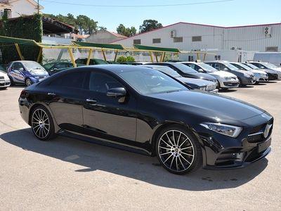usado Mercedes CLS300 300d AMG