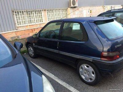 usado Citroën Saxo 1.5 diesel - 99