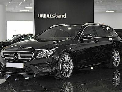 usado Mercedes E220 ClasseStation AMG (194cv) (5p)
