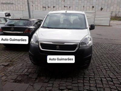 usado Peugeot Partner 1.6 100cv 3Lug
