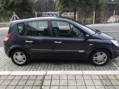 usado Renault Scénic 1.5dci 100cv. 06 - 06