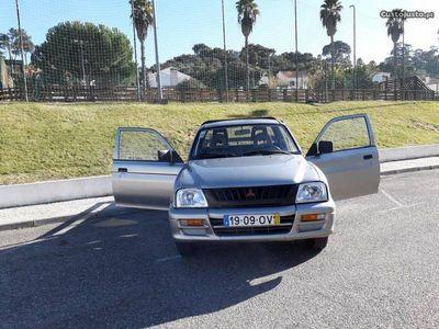 used Mitsubishi L200 2.5 td x cab