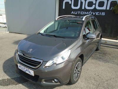 usado Peugeot 2008 1.6 E-HDI ACTIVE BUSINESS