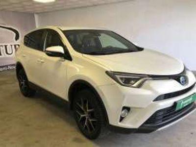 usado Toyota RAV4 Híbrido Gasolina