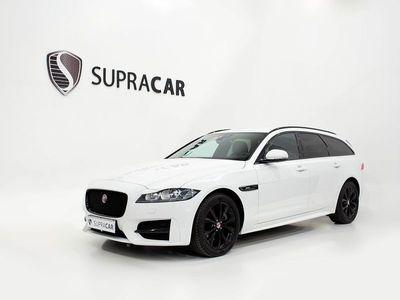 usado Jaguar XF R-Sport Black Edition