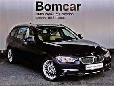 usado BMW 320 Série 3 d Touring Line Luxury