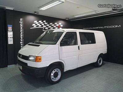 usado VW Transporter 2.4 D