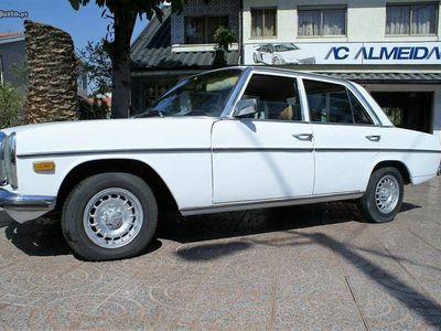 usado Mercedes 240 D Autom 1974