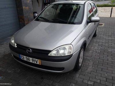 usado Opel Corsa 1.0 gasolina -