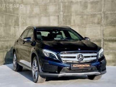 usado Mercedes GLA200 ClasseCDi AMG Line (136cv) (5p), Diesel