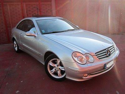 usado Mercedes CLK270 CDI AVANTGARDE
