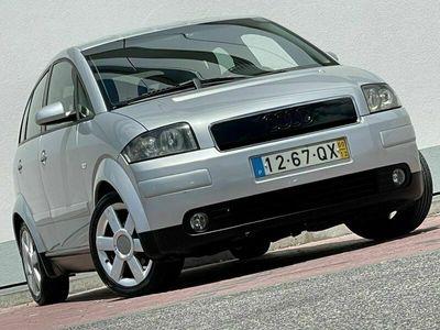 usado Audi A2 1.4i Advance Plus