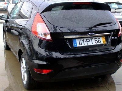 usado Ford Fiesta 1.5 TDCi Titanium