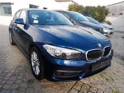 usado BMW 116 1.5tdi c/garantia