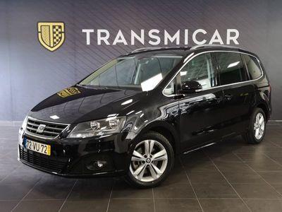 usado Seat Alhambra 2.0 Tdi Xcellence DSG 150cv