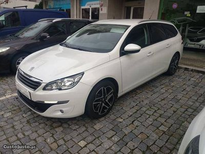 usado Peugeot 308 1.6 HDI SW 120cv