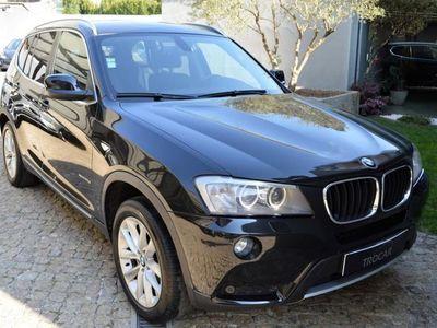 usado BMW X3 2.0 d X Drive Nacional