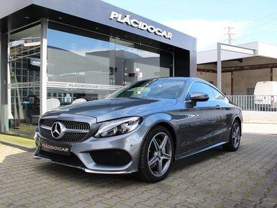 usado Mercedes C220 d Coupe AMG