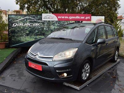usado Citroën Grand C4 Picasso 1.6 E-HDi Exclusive CMP6