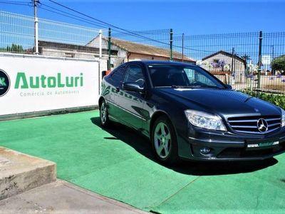 usado Mercedes CLC200 ---