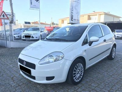 usado Fiat Grande Punto 1.3 Multijet Van