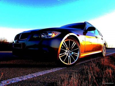 usado BMW 320 Touring e91 PACK_M