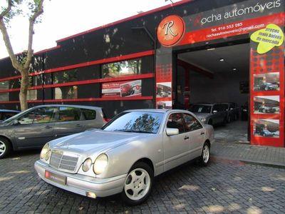 usado Mercedes E200 CDi Classic