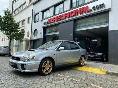 usado Subaru Impreza 2.0I SW WRX GPL